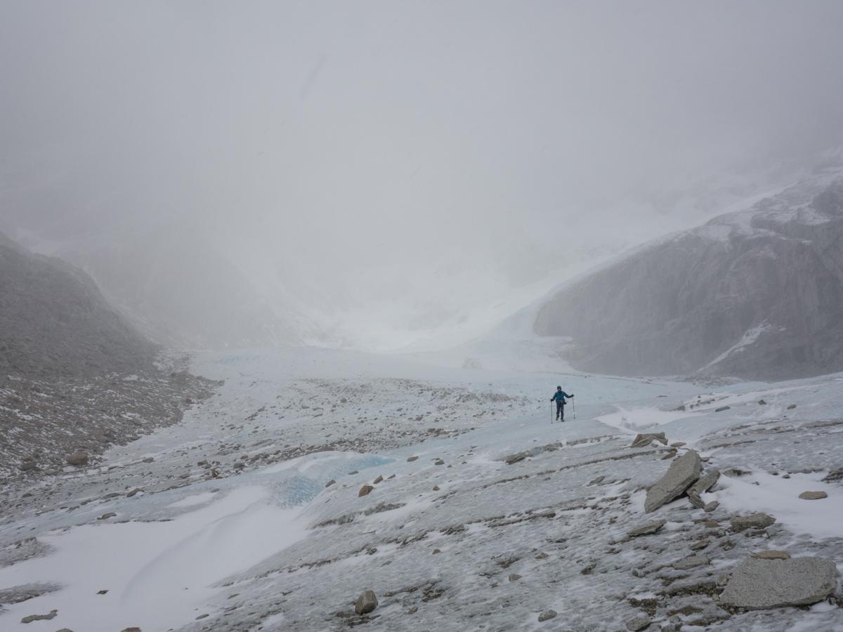 Marconi Gletscher