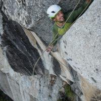 Peter Juvan sending the Tales (c)Stefan Brunner