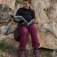 Führerstudium Klettern Sizilien San Vito Lo Capo