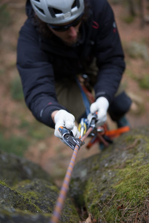 Techno Klettern Big Wall training Mühlviertel Kümmern