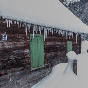 Schnupper Skitour Hintersteiner Alm
