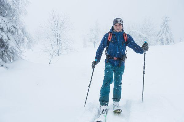 Leichte Skitour für Genießer Stefan Brunner Bergführer