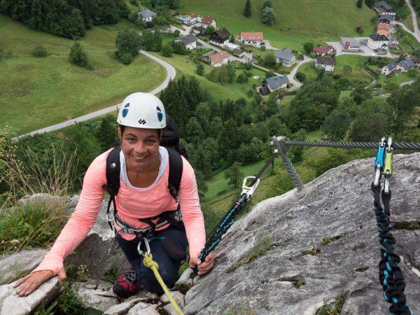 Schnupper Klettersteig Trattenbach