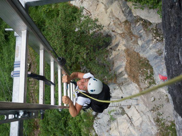 Schnupper Klettersteig