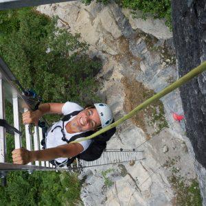 Klettersteig Trattenbach