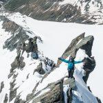 Klettern am Stüdlgrat