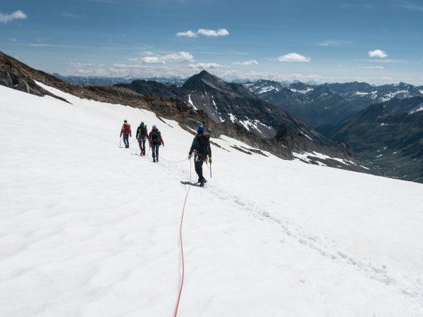 Großvenediger Gletscher