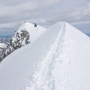Der Gipfelgrat zum Großvenediger