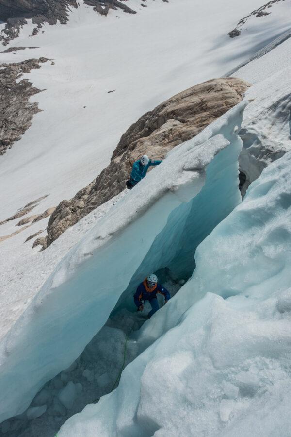 Alpin- und Gletscherkurs